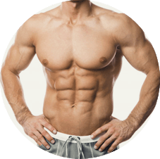 Abs Body Part Icon