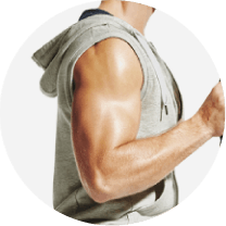 Shoulders Body Part Icon