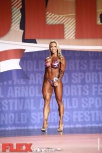 Larissa Reis - Women's Figure - 2011 Arnold Classic