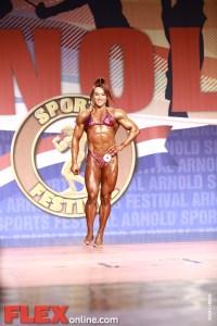 Alina Popa - Women's Open - 2011 Arnold Classic