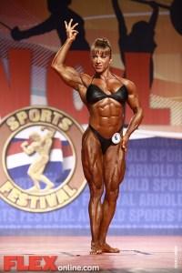 Yaxeni Oriquen-Garcia - Women's Open - 2011 Arnold Classic