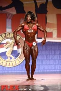 Antoinette Thompson - Women's Open - 2011 Arnold Classic