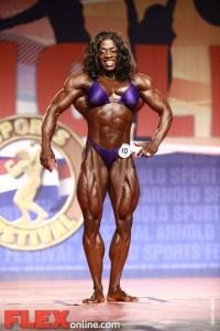 Iris Kyle - Women's Open - 2011 Arnold Classic