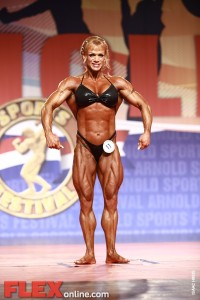 Cathy LeFrancois - Women's Open - 2011 Arnold Classic