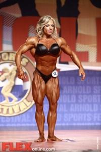 Debi Laszewski - Women's Open - 2011 Arnold Classic