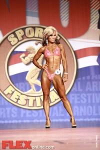 Allison Ethier - Women's Fitness - 2011 Arnold Classic