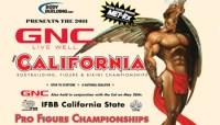 Cal Pro Figure & NPC Cal Championships!