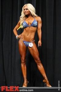 Jessica Paxson-Putnam - Women's Bikini - 2011 Arnold Classic