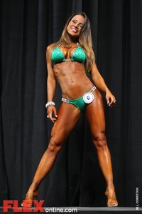Nathalia Melo - Women's Bikini - 2011 Arnold Classic