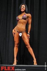 Sonia Gonzales - Women's Bikini - 2011 Arnold Classic