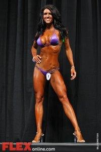 Amanda Latona - Women's Bikini - 2011 Arnold Classic