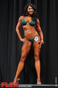 Jaime Baird - Women's Bikini - 2011 Arnold Classic