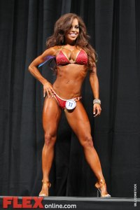 Shelsea Montes - Women's Bikini - 2011 Arnold Classic