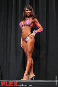 Dina Al-Sabah - Women's Bikini - 2011 Arnold Classic
