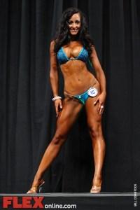Alison Rosen - Women's Bikini - 2011 Arnold Classic
