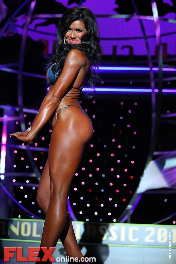 Jennifer Andrews - Women's Bikini - 2011 Arnold Classic