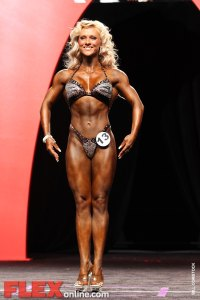 Kizzy Vaines - Women's Fitness - 2011 Olympia