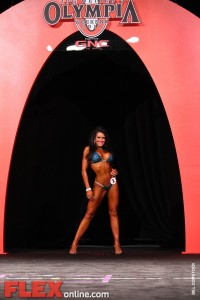 Jennifer Andrews - Women's Bikini - 2011 Olympia
