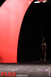 Vanessa Campbell - Women's Bikini - 2011 Olympia