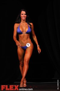 Missy Coles - Women's Bikini - 2011 Olympia