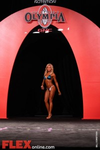 Dianna Dahlgren - Women's Bikini - 2011 Olympia