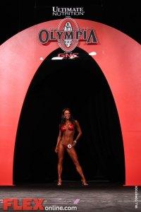 Juliana Daniell - Women's Bikini - 2011 Olympia