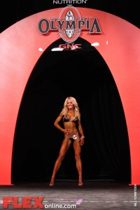Jennifer Drennan - Women's Bikini - 2011 Olympia