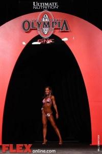 Kelly Gonzalez - Women's Bikini - 2011 Olympia