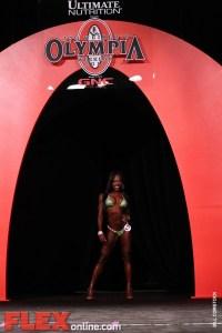 Candyce Graham - Women's Bikini - 2011 Olympia