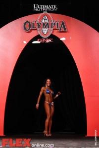 Jessica Jessie - Women's Bikini - 2011 Olympia
