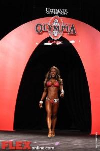 Nathalia Melo - Women's Bikini - 2011 Olympia