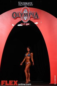 Nathalie Mur - Women's Bikini - 2011 Olympia