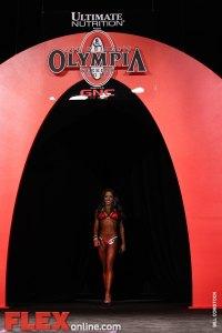 Nicole Nagrani - Women's Bikini - 2011 Olympia