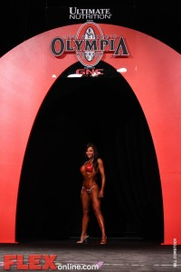 Vanessa Prebyl - Women's Bikini - 2011 Olympia