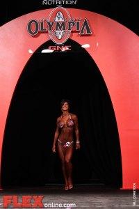 Cristina Vujnich - Women's Bikini - 2011 Olympia