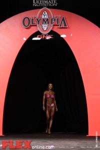 Jelena Abbou - Women's Figure - 2011 Olympia