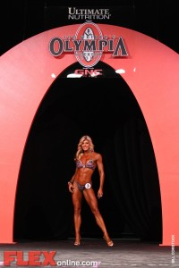 Holly Beck - Women's Figure - 2011 Olympia