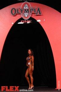 Jami DeBernard - Women's Figure - 2011 Olympia