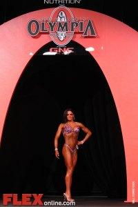 Heather Dees - Women's Figure - 2011 Olympia