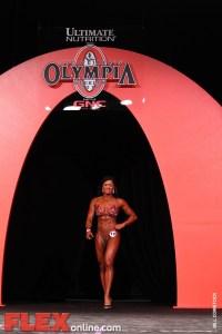 Darlene Escano - Women's Figure - 2011 Olympia