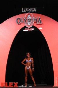 Ella Horton - Women's Figure - 2011 Olympia