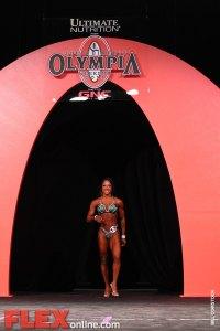 Candice John - Women's Figure - 2011 Olympia