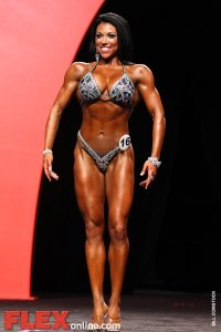 Chelsea Morgenstern - Women's Figure - 2011 Olympia