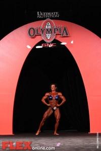 Nicole Ball - Women's Open - 2011 Olympia