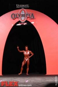 Sheila Bleck - Women's Open - 2011 Olympia