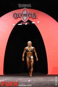 Brigita Brezovac - Women's Open - 2011 Olympia