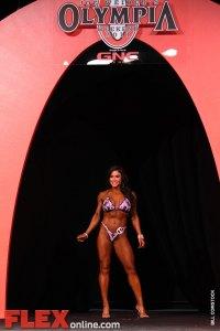 Felicia Romero - Women's Figure - 2011 Olympia