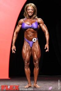 Kim Buck - Women's Open - 2011 Olympia