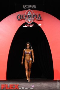 Monica Specking - Women's Figure - 2011 Olympia