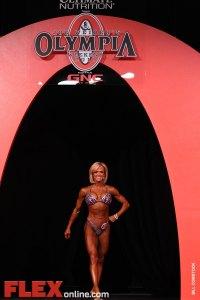 Gennifer Strobo - Women's Figure - 2011 Olympia